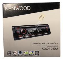 Նվագարկիչ KENWOOD KDC-1040U