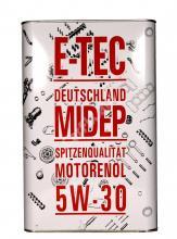 ՅՈԻՂ E-TEK 5W30 4L