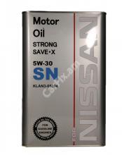 NISSAN KLAN5-05304 5W30 SN Strong Save X